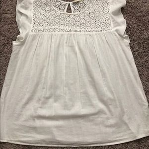 Zara women's cotton top size M